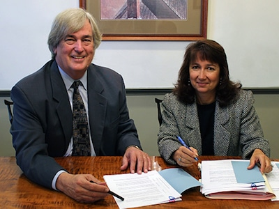 Attorneys Robert A. Dietz & Donna L. Depoian